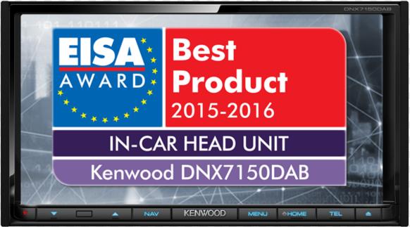 DNX7150DAB Premio EISA