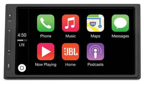 JBL CP100. CarPlay