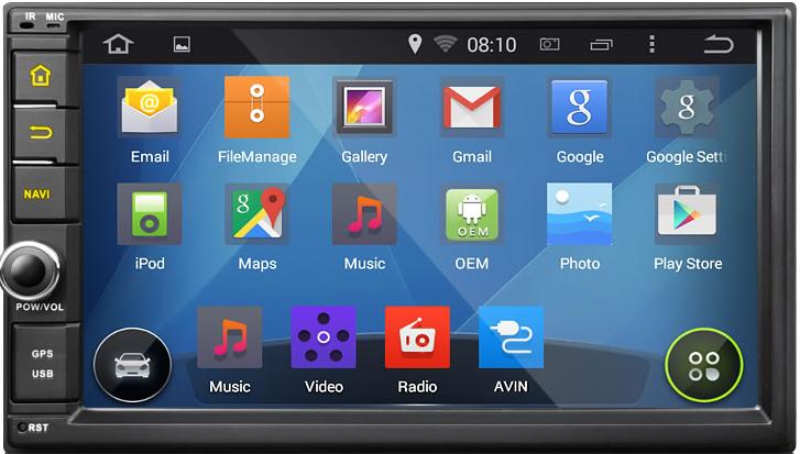 Eonon G2114. Android 4.4.4