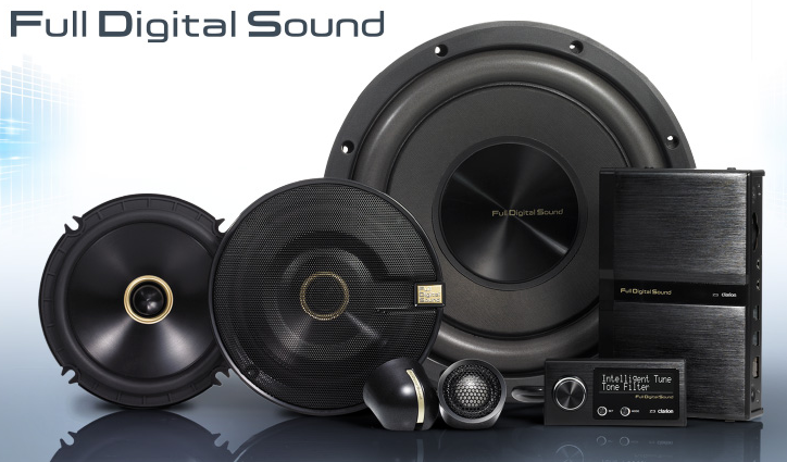 Clarion Full Digital Sound