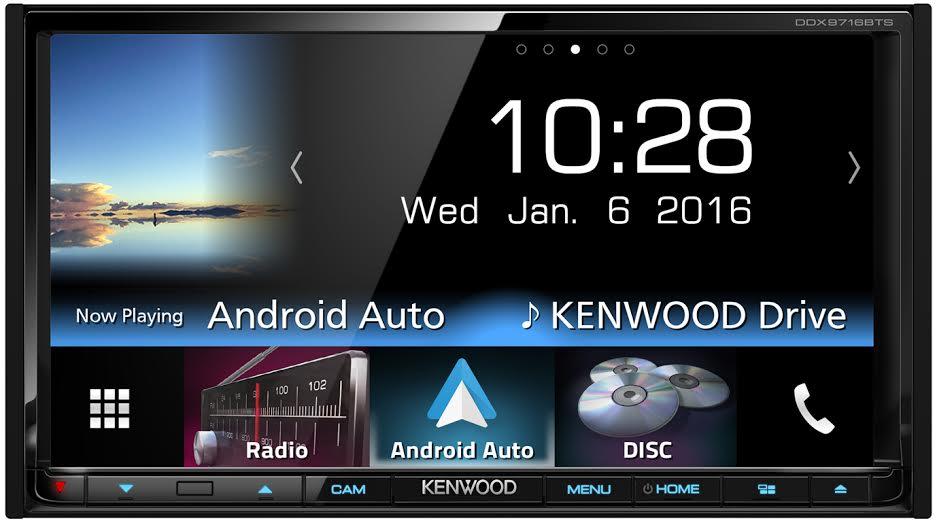 Kenwood DDX9716BTs