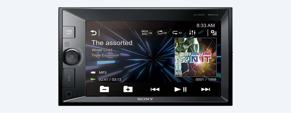 Sony XAV-630BT