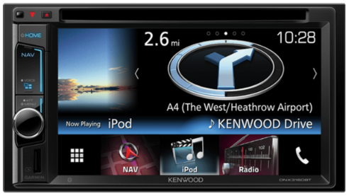 Kenwood DNX3160BT
