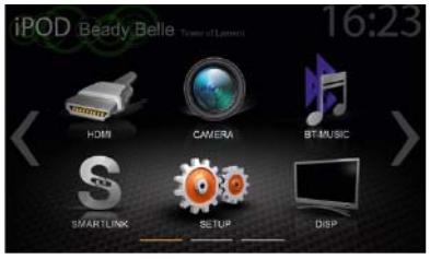 GUI Zenec ZN326