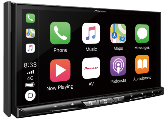 CarPlay Wireless AVIC-Z910DAB